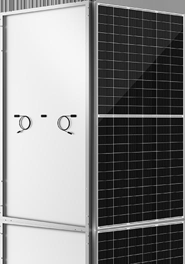 Half-Cell-SOLAR-MODULE